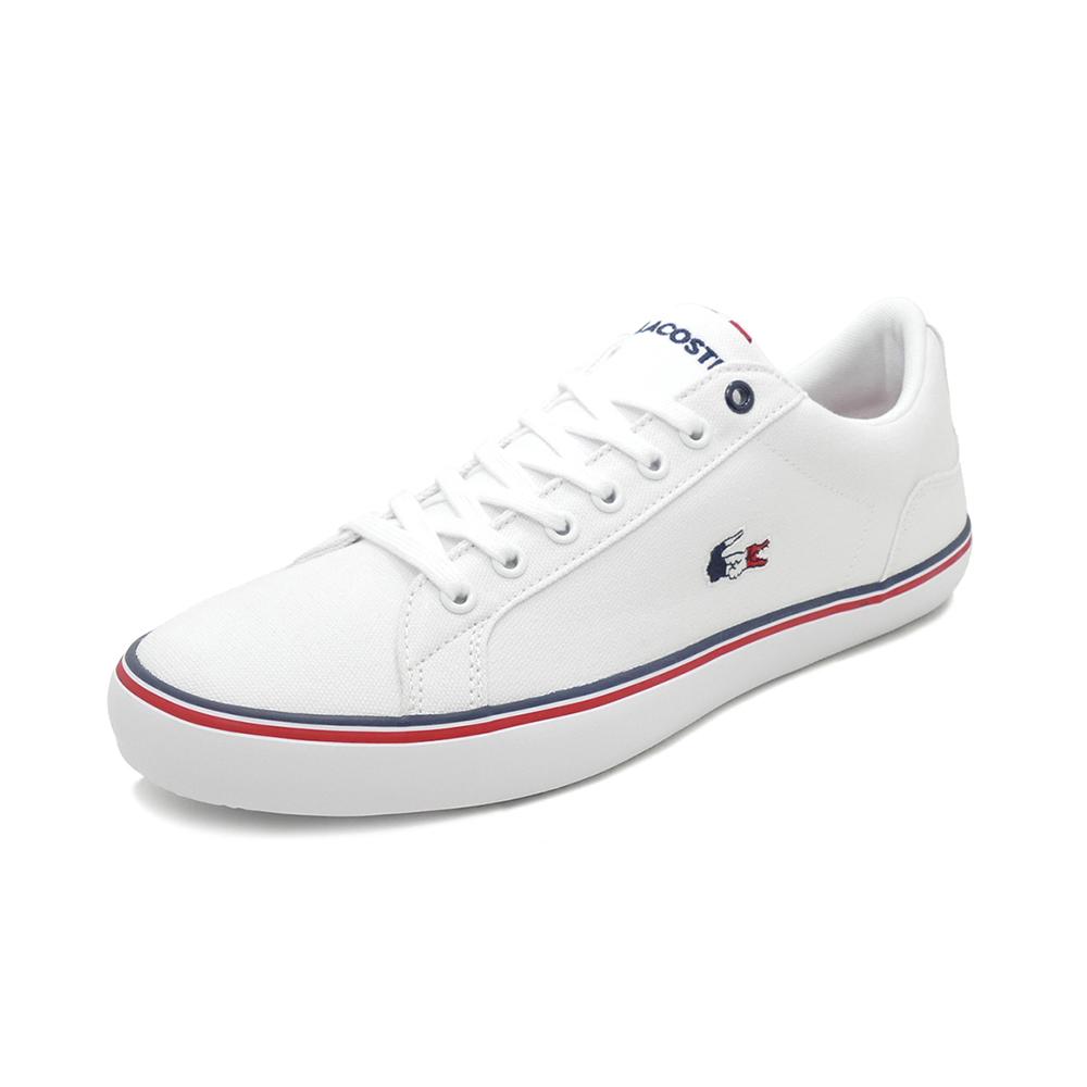 LACOSTE LEROND 218 1 QSP【ラコステ ルロン2181QSP】white(ホワイト)CAM0148-21G 18SS
