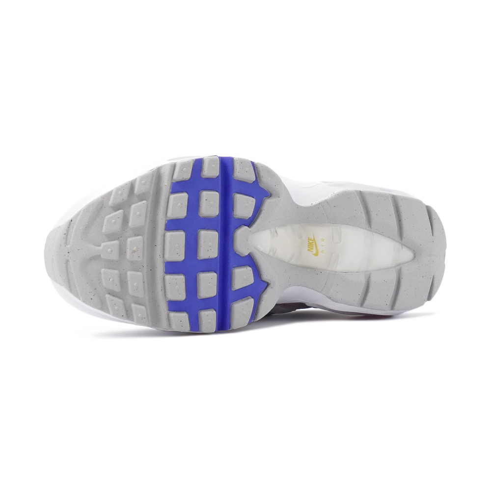 スニーカー ナイキ NIKE ウィメンズエアマックス95 ホワイト/クリムゾンブリス/プラムフォグ 白 赤 DH5722-100 レディース シューズ 靴 21FA