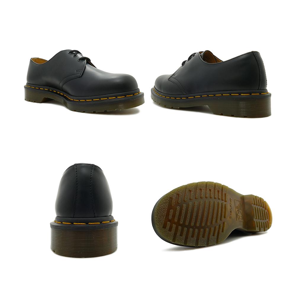 ブーツ ドクターマーチン Dr.Martens 1461Z 5 93ホール ブラック メンズ レディース シューズ 靴