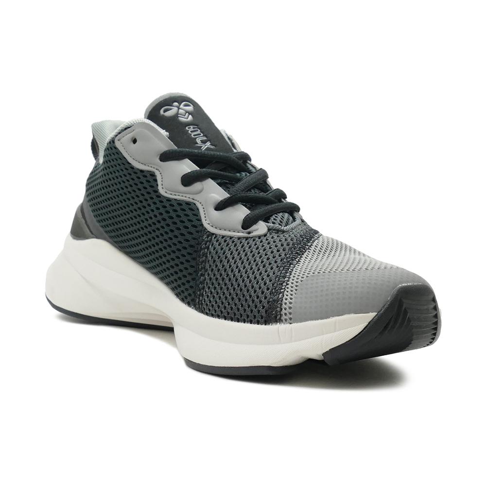 スニーカー ヒュンメル HUMMEL リーチLX600 ブラック HM211811-2001 メンズ シューズ 靴 20AW
