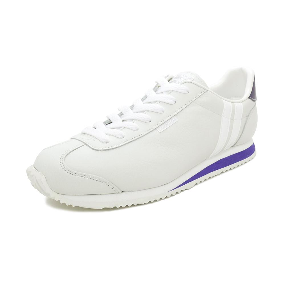 スニーカー パトリック PATRICK ネバダ2 ホワイト/パープル メンズ レディース シューズ 靴 19SS