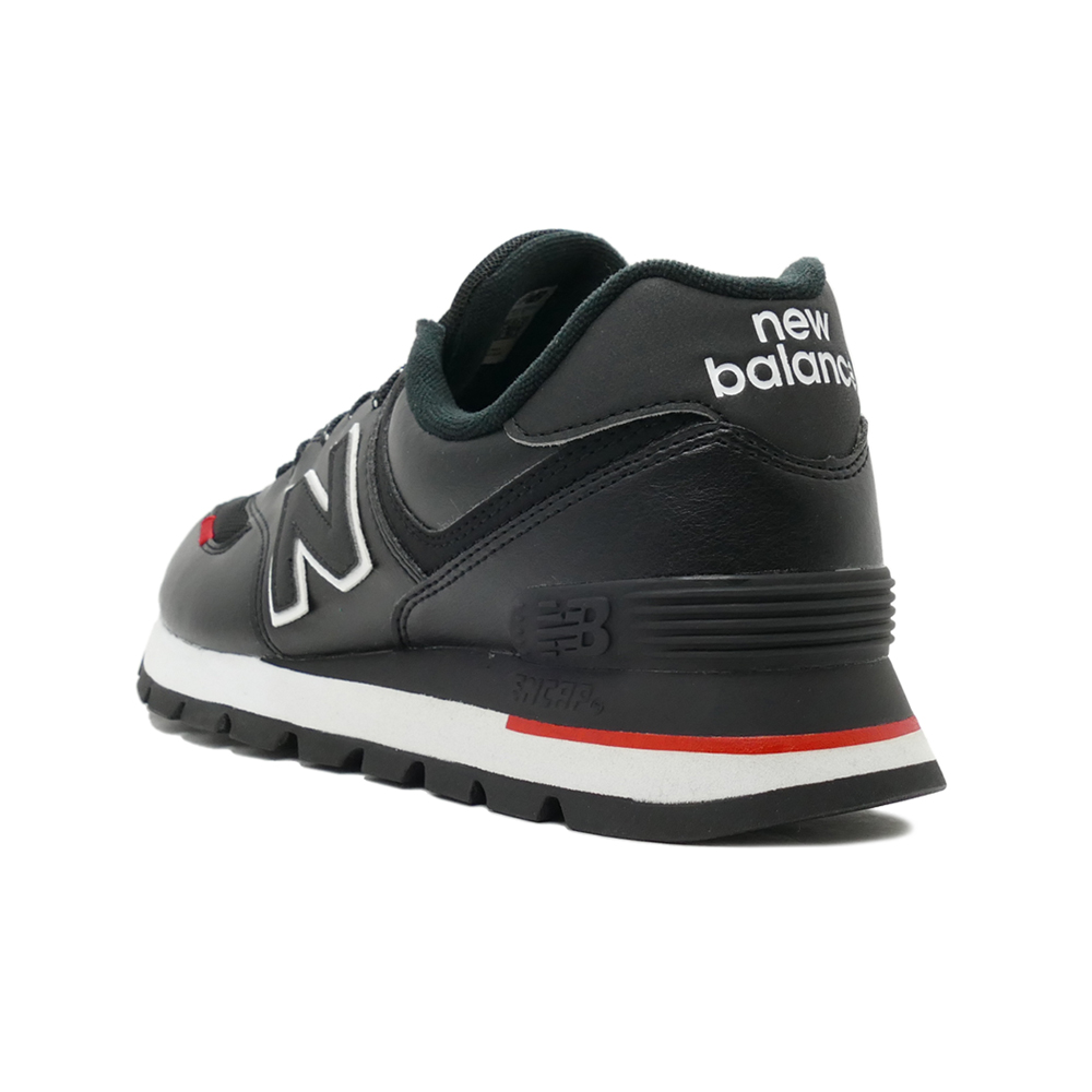 スニーカー ニューバランス NEW BALANCE ML574DTD ブラック ML574-DTD NB メンズ シューズ 靴 21SS
