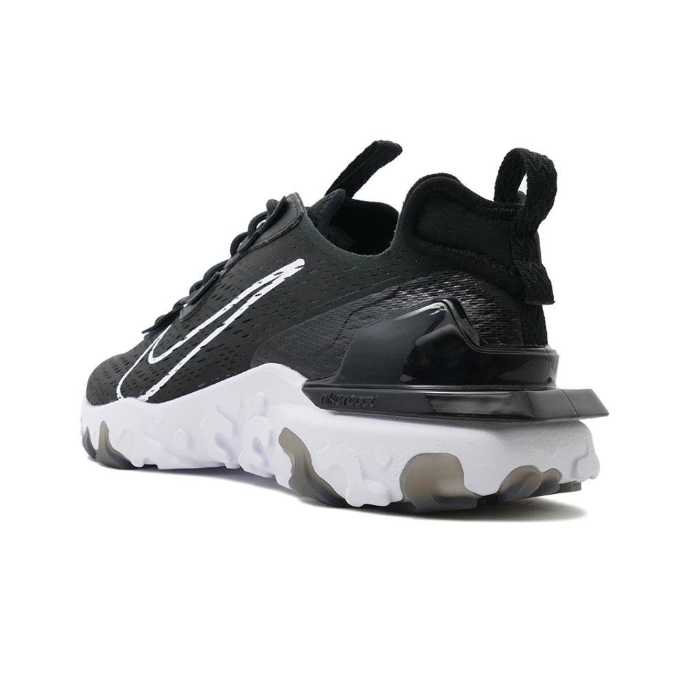 スニーカー ナイキ NIKE リアクトヴィジョン ブラック/ホワイト/ブラック CD4373-006 メンズ レディース シューズ 靴 20SU