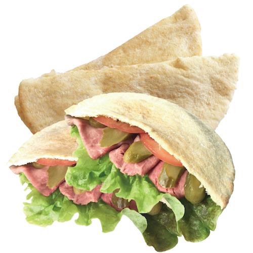 PITA BREAD 6inch 6case(1080枚)