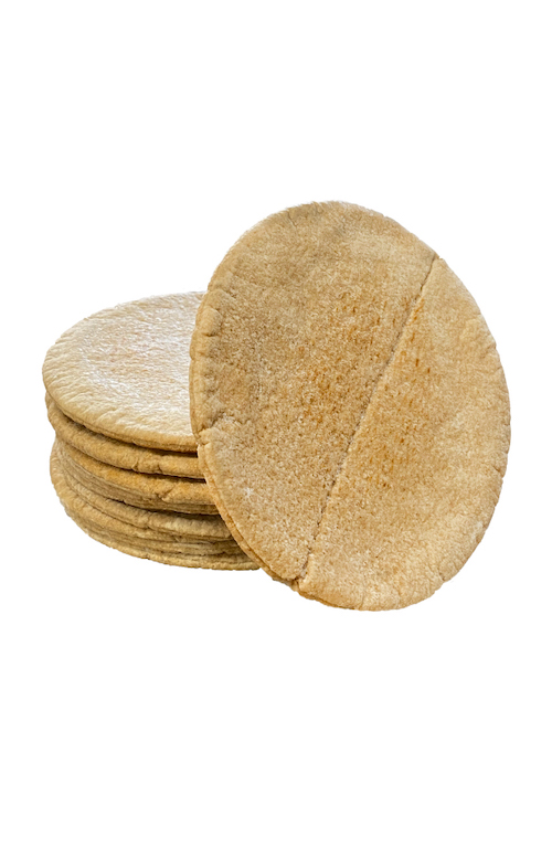 WHOLE WHEAT PITA BREAD 7inch 1case(120枚)