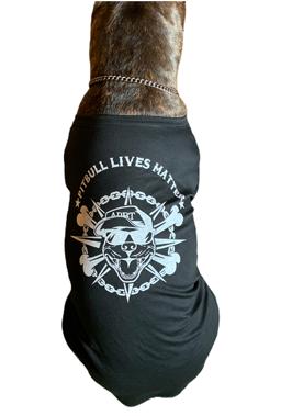 Pitbull Lives Matter Tank【PMW00016】