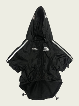 冬用Windbreaker Black#1 【PMW00017】