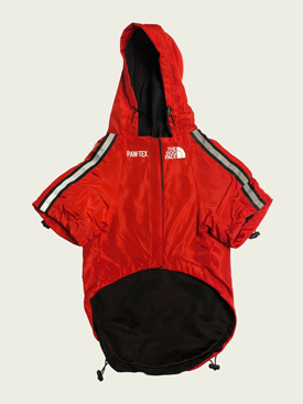 冬用Windbreaker Red#2 【PMW00018】