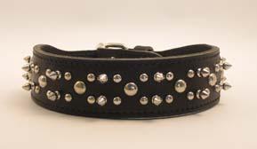 2inch Spike Hard Collar 【PMC00015】