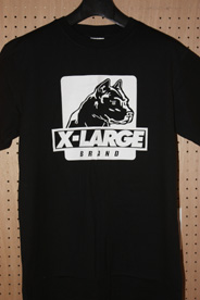 XLARGE Pitbull TEE 【PMT00045】