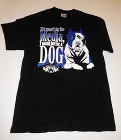 Media Dog TEE 【PMT00055】