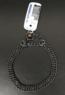Sprenger社2連ブラックステンレスチョーク2.0mm【PMC00080】50881