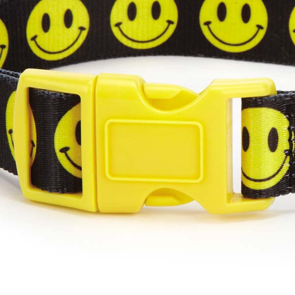 Smiley Face Dog Collar【PMC00079】