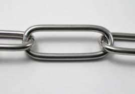 Fur Saver Dog Choke Chain Collar 【PMC00006】