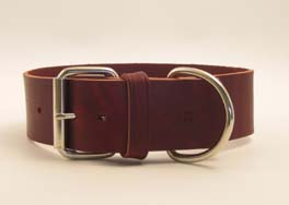 Simplicity Leather Collar 【PMC00014】