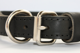 1-1/4 In Wide Leather Collar 【PMC00046】