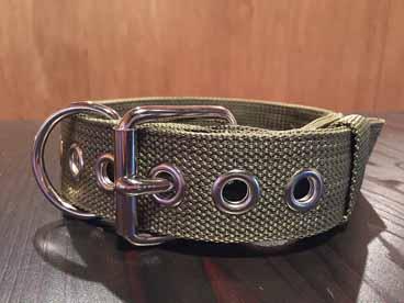 40mm GOODBLESS Nylon Collar 9色【PMC00074】