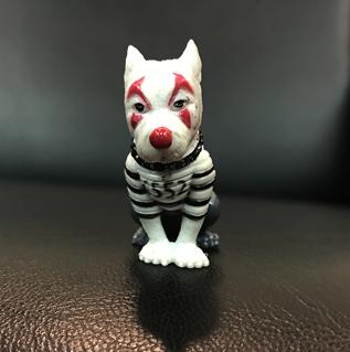 Clown Pitty pitbull【PMF00023】