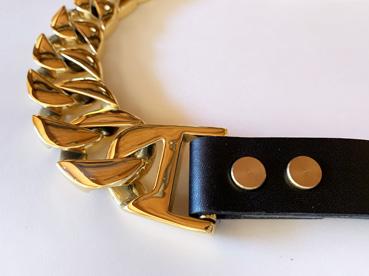 RUGGED CHAINS LEASH GOLD 【PML00041】送料無料!