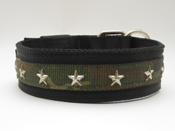 Sporting Collars Camo Star 【PMC00021】