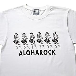AROHAROCK TEE【loco1】