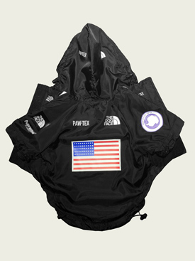 Windbreaker Black#1 【PMW00013】
