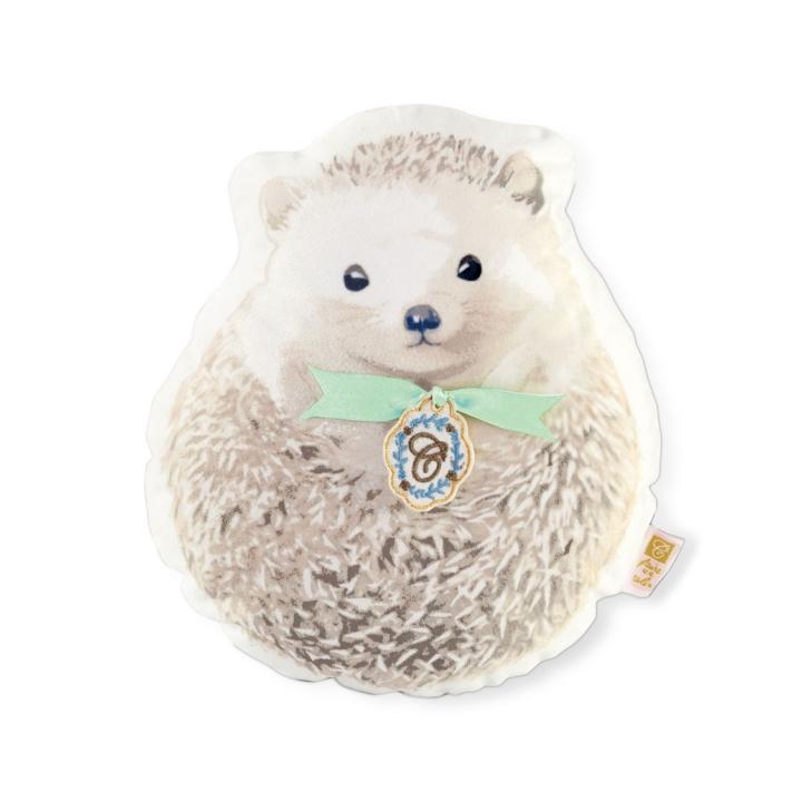 KISHIMA ハグミーアニマル クッション /Hedgehog(ハリネズミ)(KH-60996)