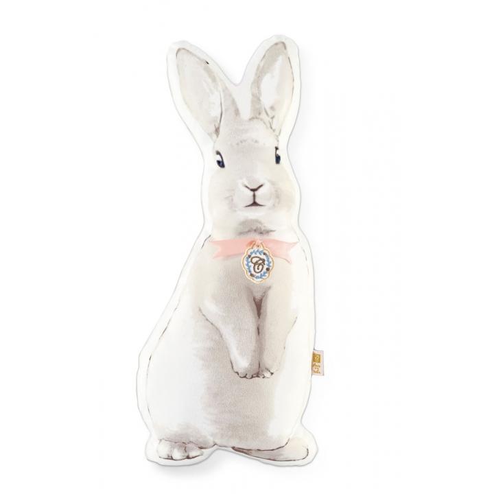KISHIMA ハグミーアニマル クッション /Rabbit(ウサギ)(KH-60999)