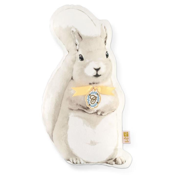 KISHIMA ハグミーアニマル クッション /Squirrel(リス)(KH-60997)