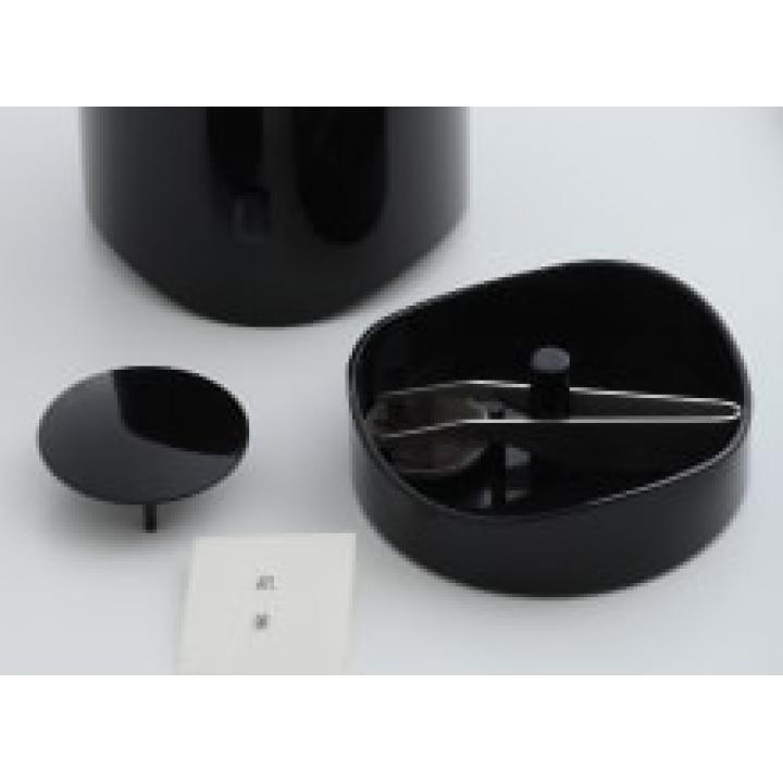 山田松香木店 電子香炉 35001kioka (35001kioka-black) / black