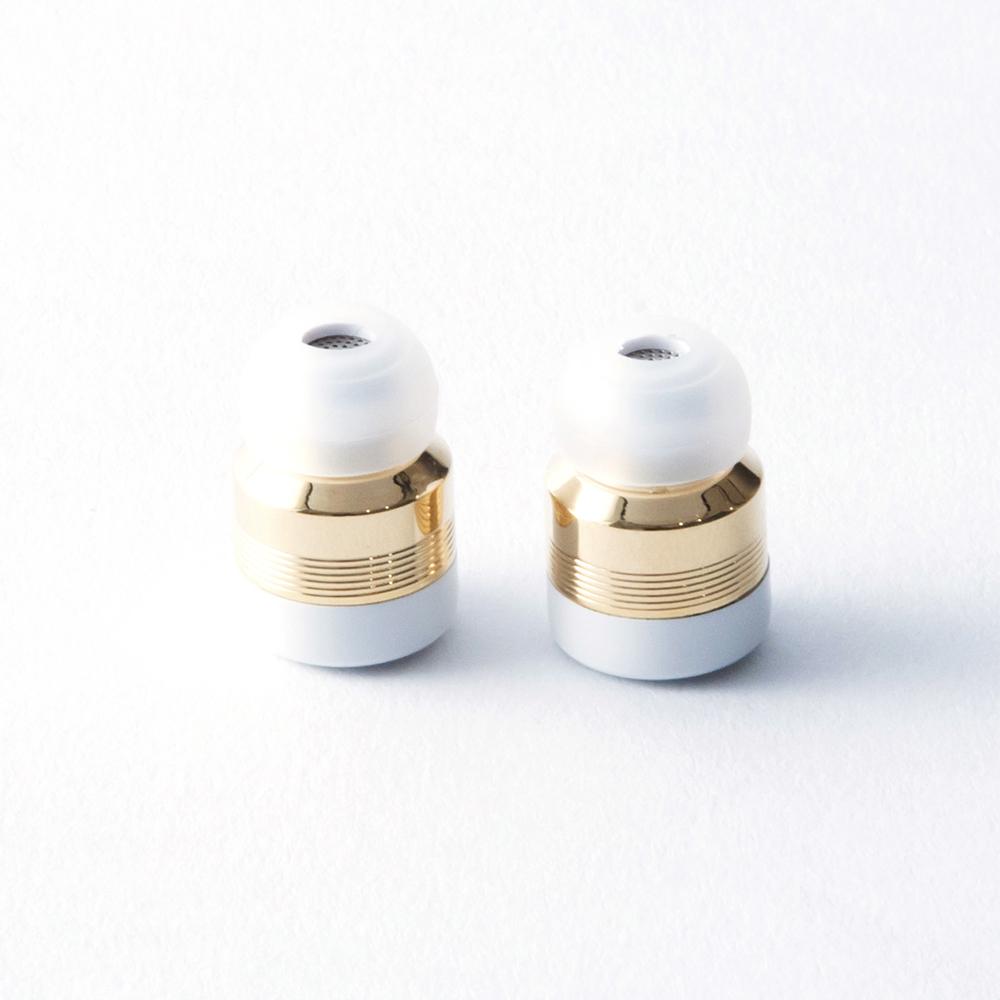 Beat-in(ビートイン) Stick(スティック) Bluetooth ワイヤレスイヤホン /ゴールド