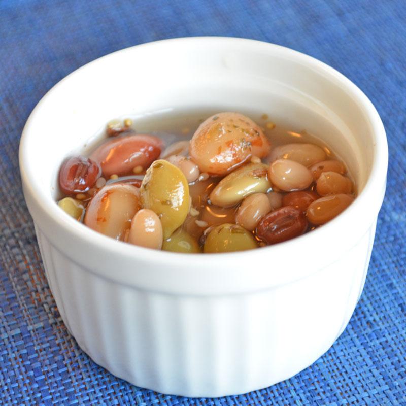 3種のピクルス—野菜畑のピクルス 玉ねぎのピクルス お豆のピクルス[常温発送]