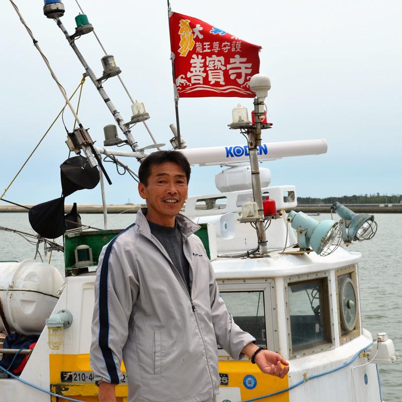 漁師の鮮魚おまかせセット [冷蔵発送] 同梱不可
