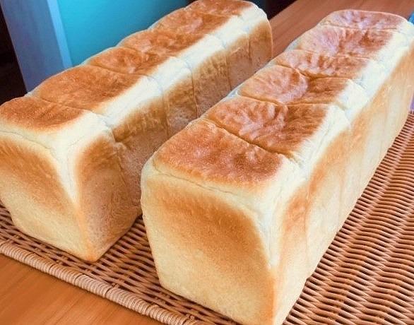 天然酵母 マナの食パン6斤 [同梱不可] [常温発送]
