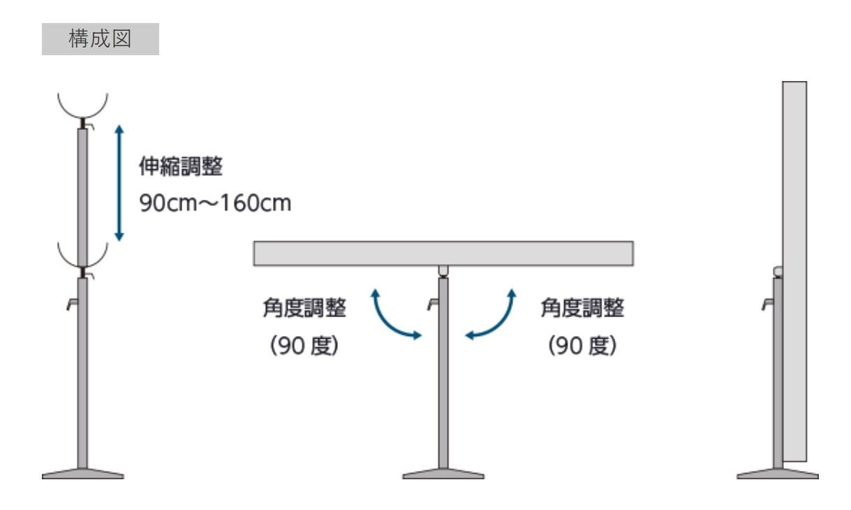 ランナーシュータ(小)【シュート W=200×L=1,600mm】