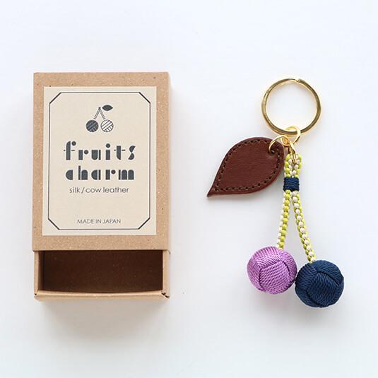 fruits charm / ブドウ