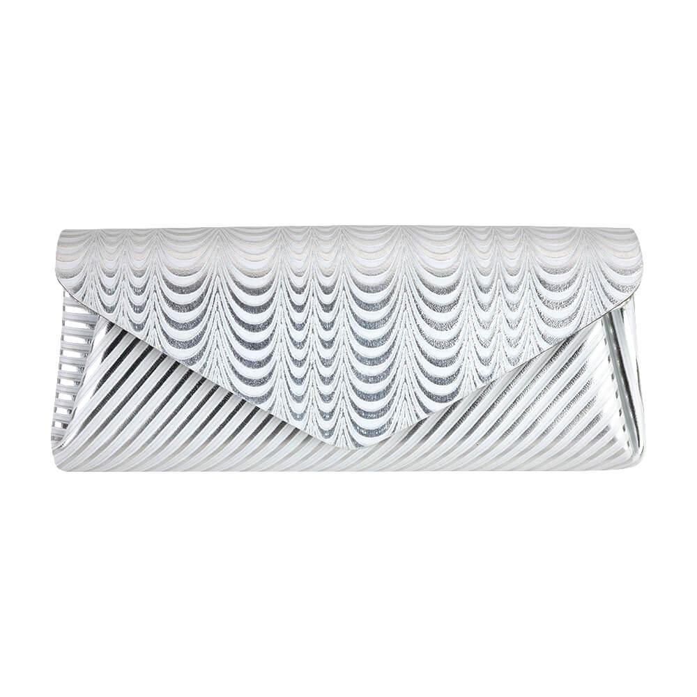 Long Wallet / Koi Leather / シルバー [carmine]