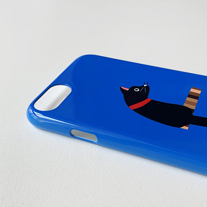 iPhoneケース [iPhone7/8対応] / Alphabet E
