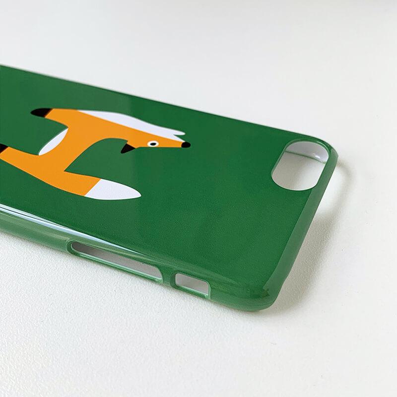 iPhoneケース [iPhone7/8対応] / Alphabet H