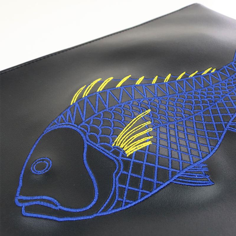 クラッチポーチ / ブラック [TOSEA]