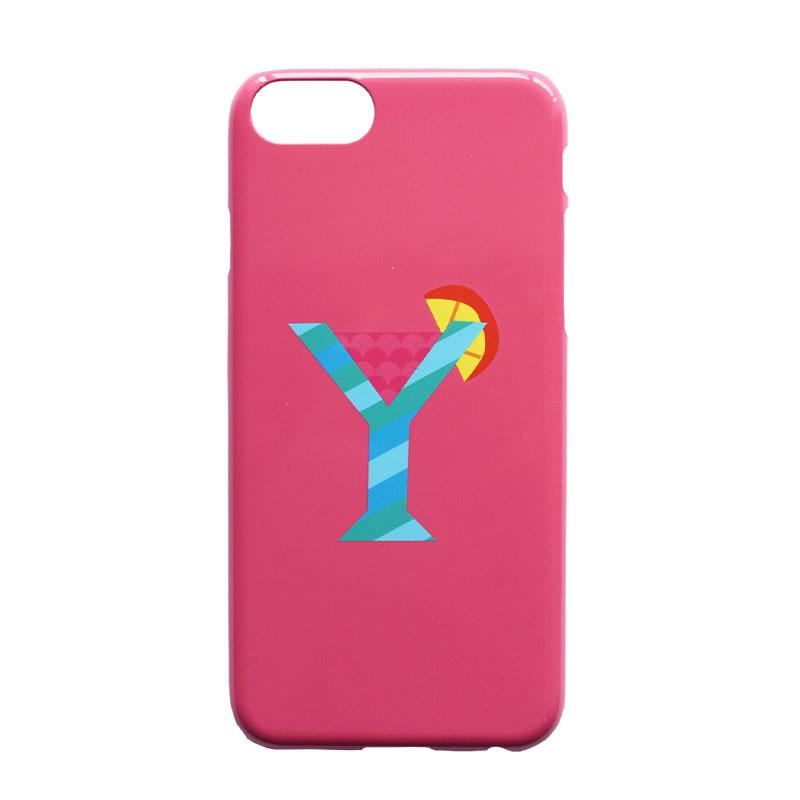 iPhoneケース [iPhone7/8対応] / Alphabet Y