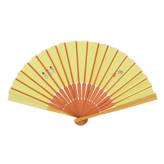 扇子 / バケーション刺繍扇子 / フラダンス