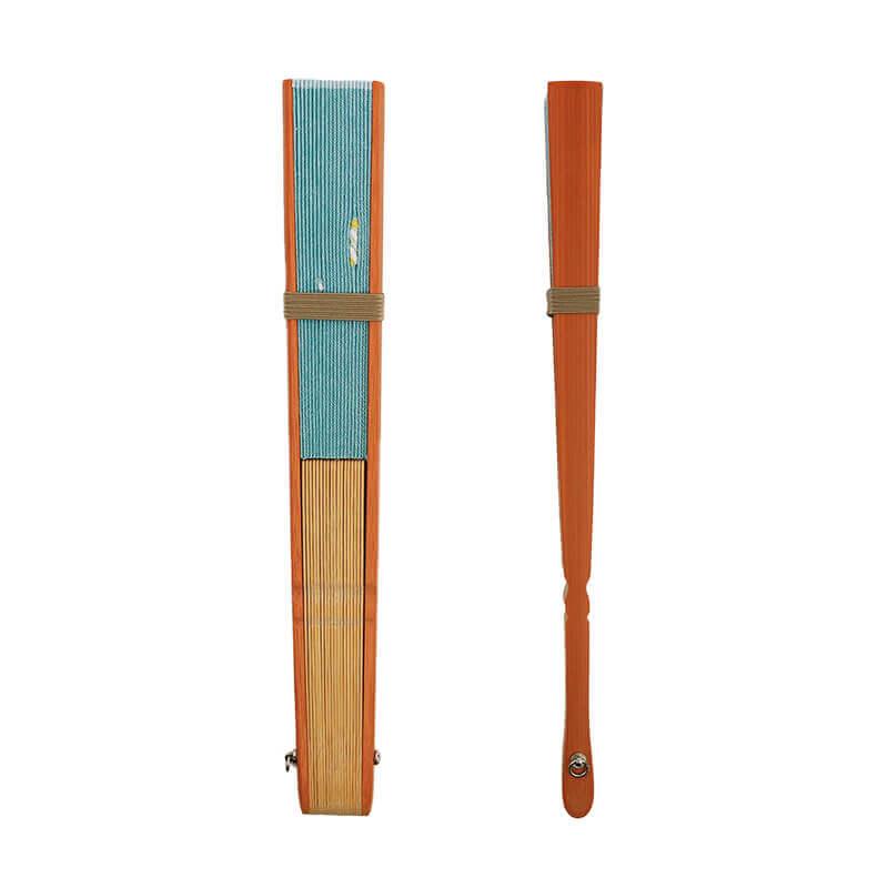 扇子 / バケーション刺繍扇子 / ダイビング