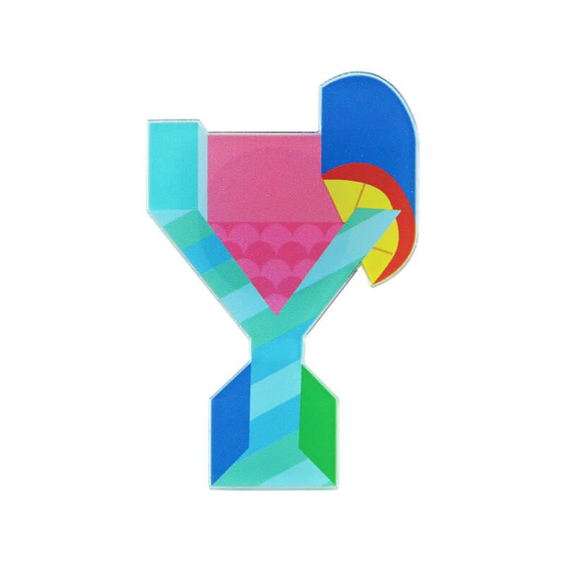 アクリルマグネット / Alphabet Y
