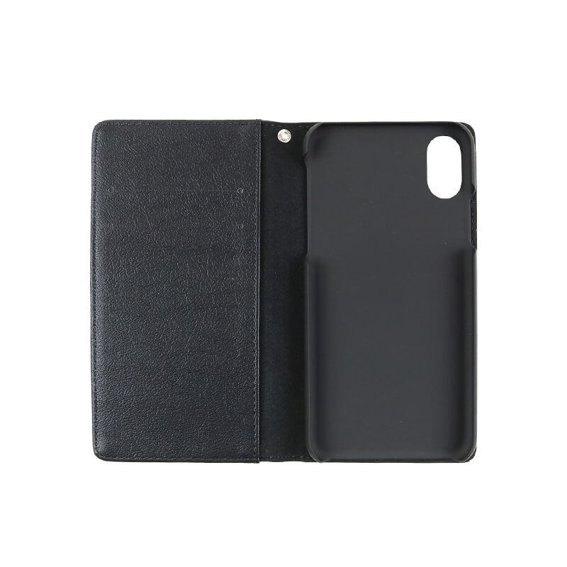 メンズiPhoneケース / ゴルフネイビー[iPhoneX/XS対応]