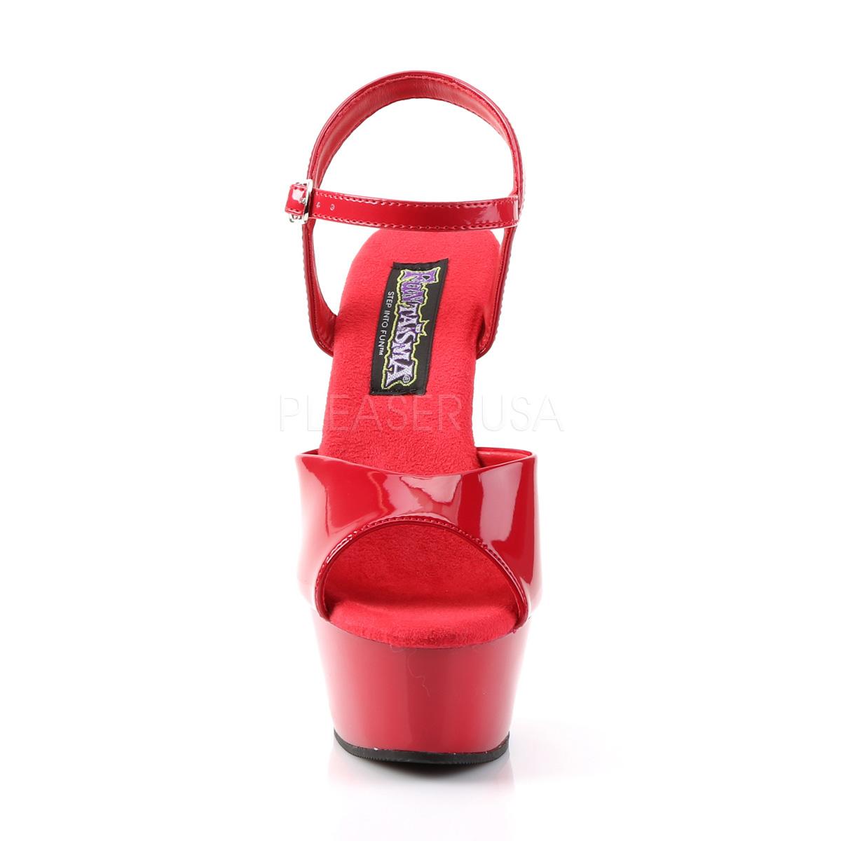 Funtasma JULIET-209 6inch Spike Heel, 1 3/4inch Platform Ankle Strap Sandal◆取り寄せ