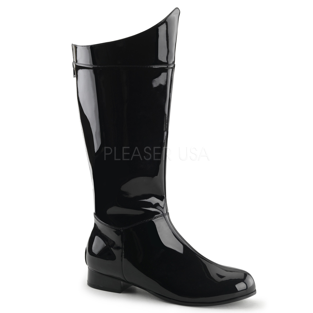 Funtasma HERO-100 1inch Flat Heel, #Men's Superhero, Comic Character BT◆取り寄せ