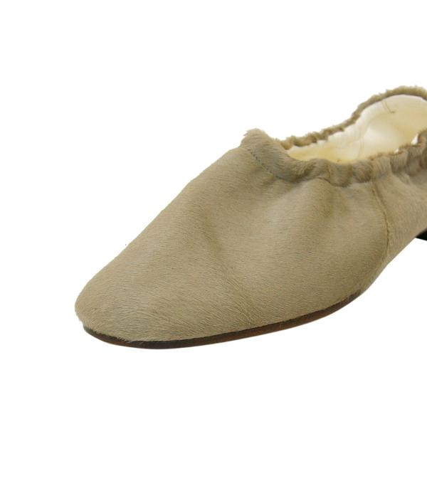 BALLET SHOES(HAIRCALF)