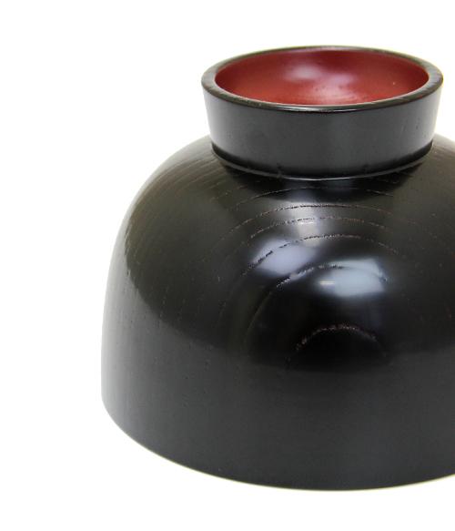 欅 ロングライフ汁椀  Φ14.5