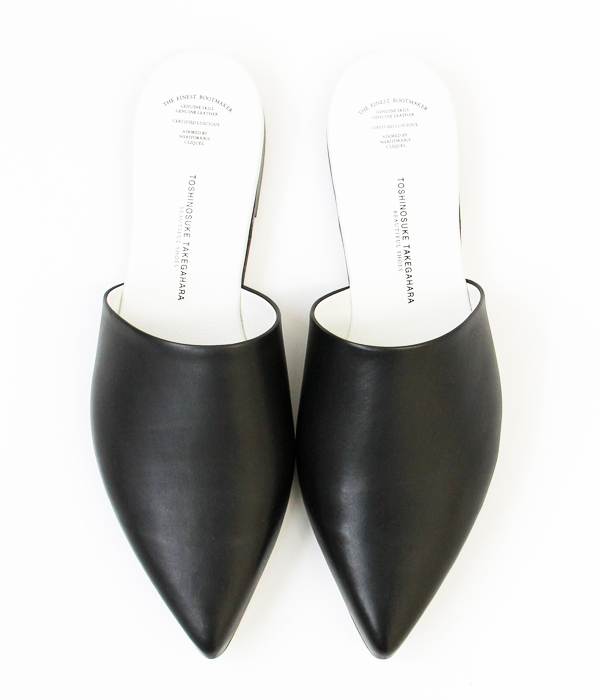 POINTED SANDALS
